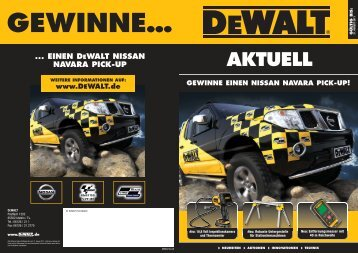 AKTUELL - DeWalt