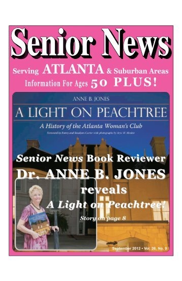 Sept - Senior News Georgia