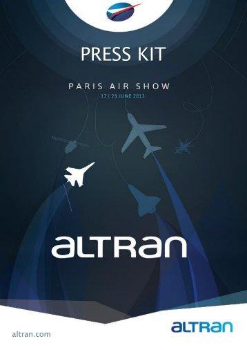 Download the press kit - Altran