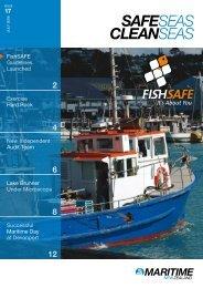 Safe Seas Clean Seas July 2006 - Maritime New Zealand