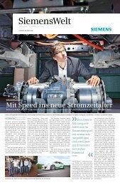 Siemens World