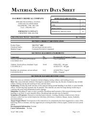 Print MSDS - Miller Electric Company Publications