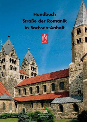 Handbuch Straße der Romanik in Sachsen-Anhalt