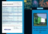 Caixa para Recolha Selectiva de Duplo Compartimento GCP