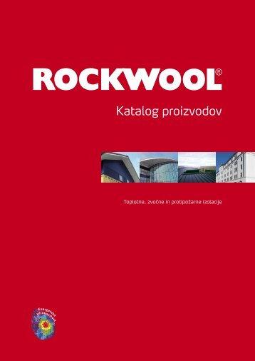 Rockwool prodajni program - Ravago
