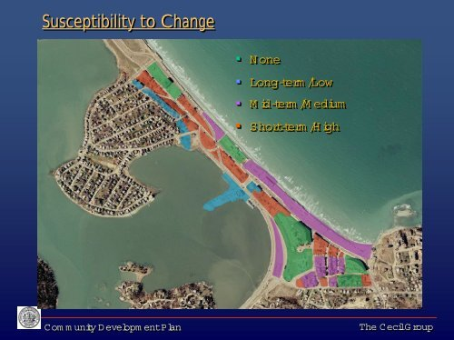 Susceptibility to Change - Town of Hull