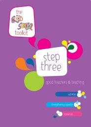Step 3 - Raising Voices