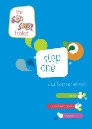 Step 1 - Raising Voices