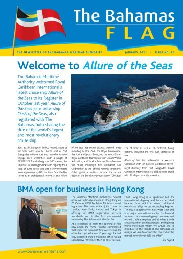 104551 - FLAG Newsletter Issue 26 v4 - The Bahamas Maritime ...