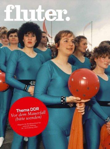 Thema DDR - Fluter