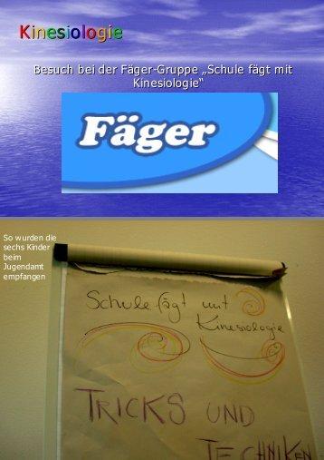 Schule fägt mit Kinesiologie - Part-bern.ch