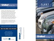 Download our Fleet Brochure - United Leasing, Inc.