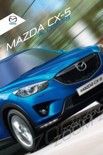 Accesorii Mazda CX-5