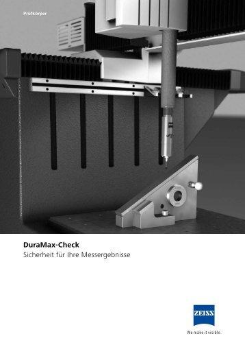 DuraMax-Check Sicherheit für Ihre Messergebnisse - ITstrategen