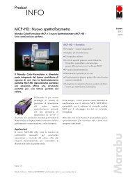 Product Info MCF-HD - Marabu