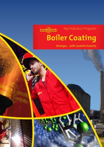 Boiler Coating - Castolin Eutectic