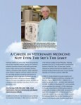 A Career in Veterinary Medicine: Not Even the Sky's the Limit - Page 4