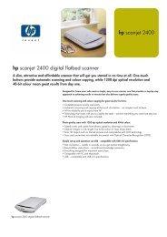hp scanjet 2400 hp scanjet 2400 digital flatbed scanner