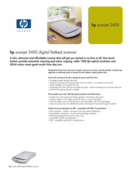 HP SCANJET 2400 DIGITAL FLATBED SCANNER WINDOWS 10 DRIVERS DOWNLOAD