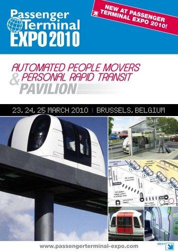 Pavilion - Passenger Terminal Expo