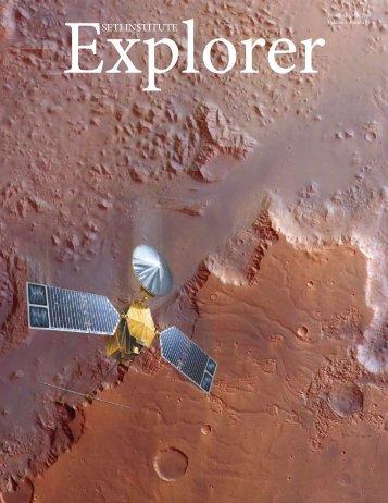 Features - SETI Institute
