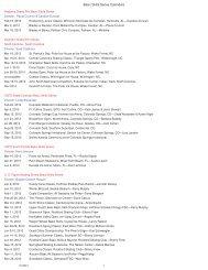 Basic Skills Series Calendars - US Figure Skating