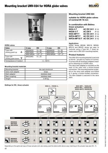mounting bracket unv 024 for hora globe valves belimo?quality\\\=85 belimo fslf120 wiring diagram \u2022 indy500 co belimo lmb24 3 t wiring diagram at bakdesigns.co