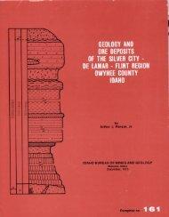 Document - Idaho Geological Survey