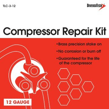 Compressor Repair Kit - media - DiversiTech