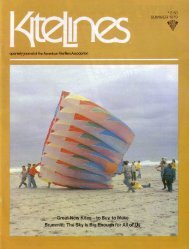 Kite Lines - Vol.2 No. 3 - KiteLife