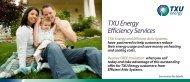 TXU Energy Efficiency Services - Efficient Attic Systems