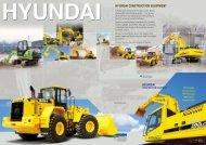 HYUNDAI CONSTRUCTION EQUIPMENT HYUNDAI