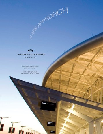 Indianapolis Airport Authority - Indianapolis International Airport
