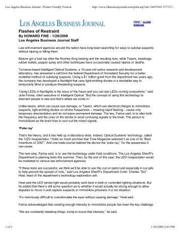 Amsafe Child Restraint System >> SECTION 501-20B Supplemental Restraint System
