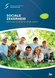 Januari 2013 (.pdf - FOD Sociale Zekerheid