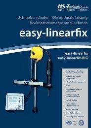 easy-linearfix easy-linearfix-BIG Schrauberständer ... - HS-Technik