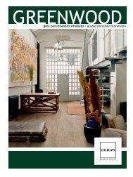 Scarica il catalogo della linea Greenwood in formato .pdf - Cerim.it