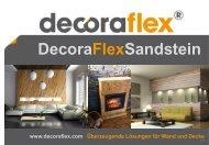 DecoraFlexSandstein