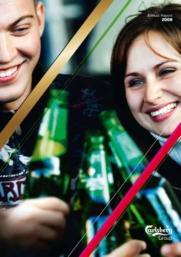 Annual Report 2008 - Carlsberg Group