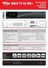 Descarregar - Receptores digitales - FTE Maximal