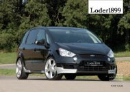 zubehör accessoires accessories ford s-max - Tuningstore.cz