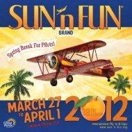 Sun 'n Fun Fly-In Procedures Effective March 25