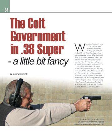 Government Australian & New Zealand Handgun 11 ... - Frontier Arms