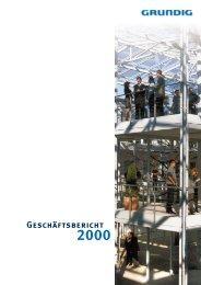 Das Unternehmen - Grundig-info.de