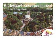 Folder Scherpenheuvel printversie - KWB Zoersel Sint-Antonius