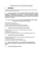 A Duna hajózhatóságának javítása, műszaki beavatkozási ... - VITUKI