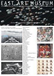 EAST ART MUSEUM - Projekt Relations