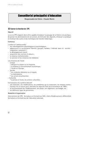 Modules par discipline - Site auxiliaire de l'IUFM de l'académie de ...