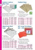 Mailing & Despatch - PowerPak Packaging Supplies - Page 2