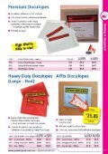 Mailing & Despatch - PowerPak Packaging Supplies - Page 3
